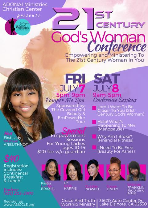 21st Century God's Woman Conference