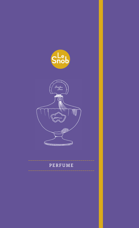 Le Snob Perfume Book