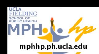 UCLA Public Health