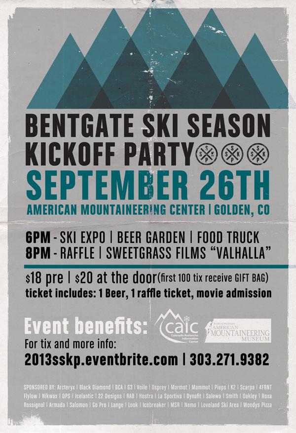 2013 Ski Season Kickoff Party