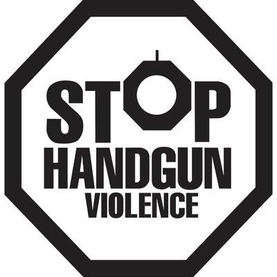 Stop Handgun Violence Logo
