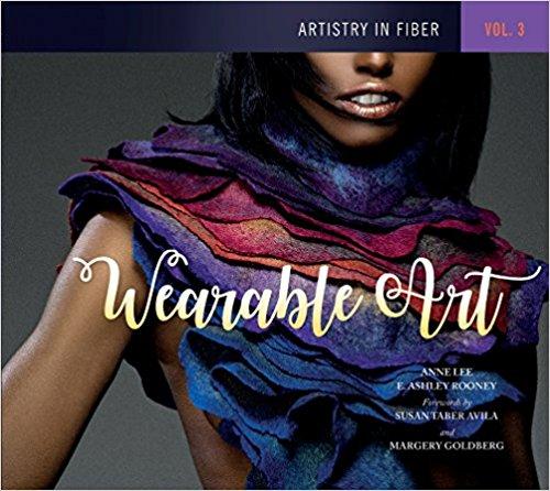 Artistry in Fiber: Wearable Volume III