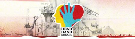 head hand and HEART