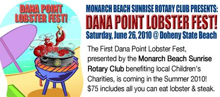 Dana Point Lobster Fest