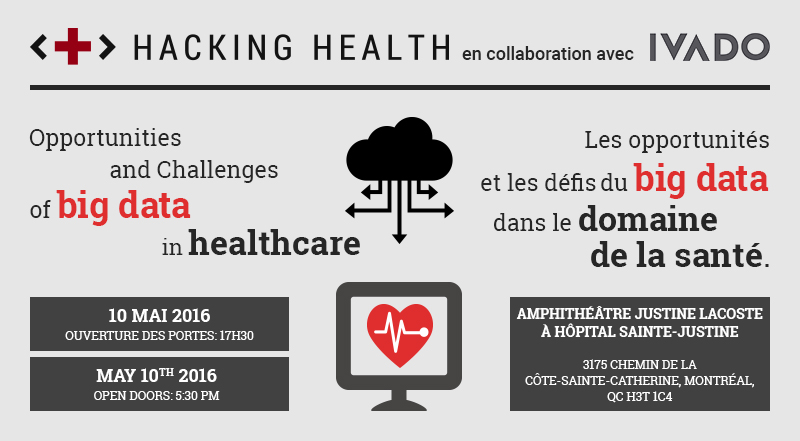 hacking health big data event