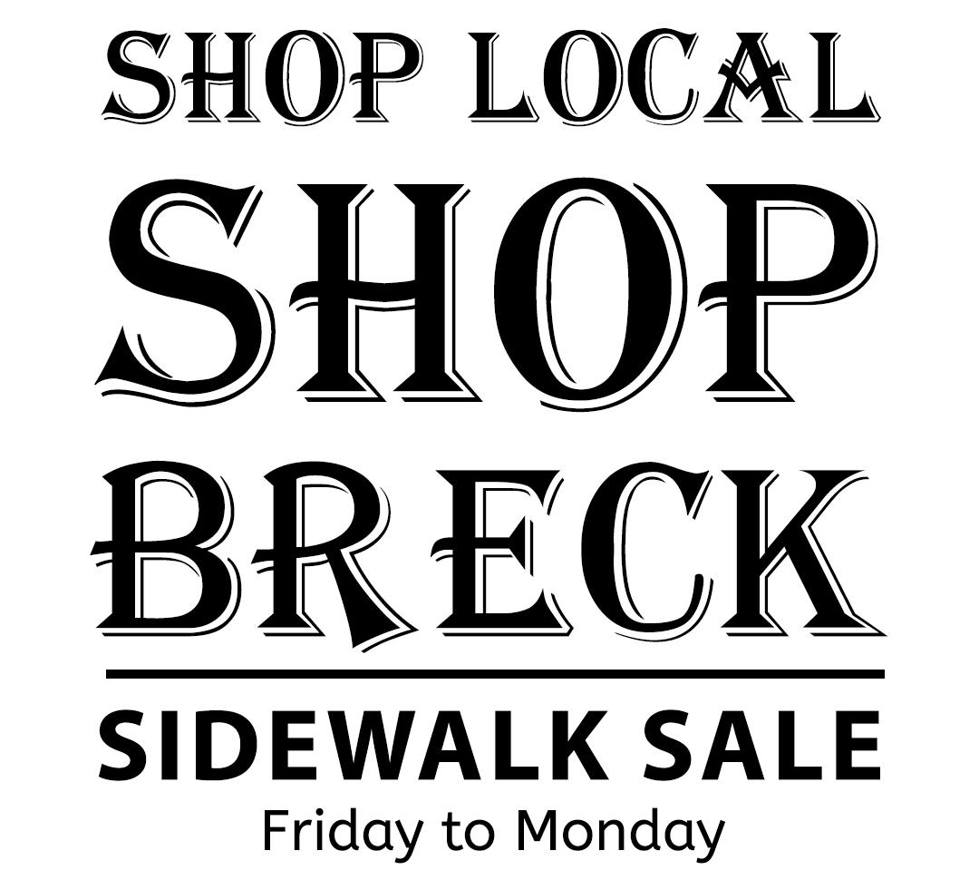 Sidewalk Sale Breckenridge 2019