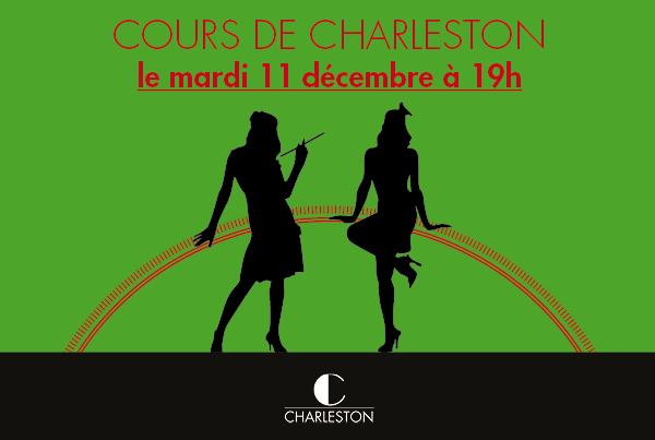 invitation cours de Charleston 11 décembre 2012