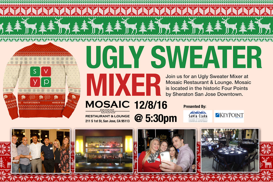 Ugly Sweater Mixer
