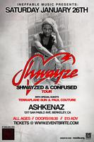 Shwayze Live at Ashkenaz - TIX available at the door!