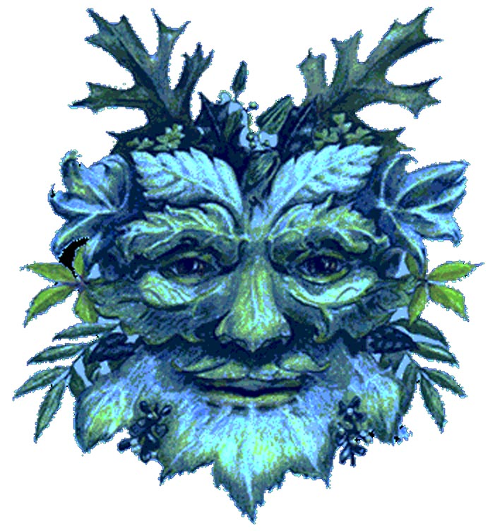 Green Man-Oak King image
