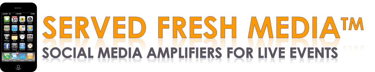 Served Fresh Media Logo
