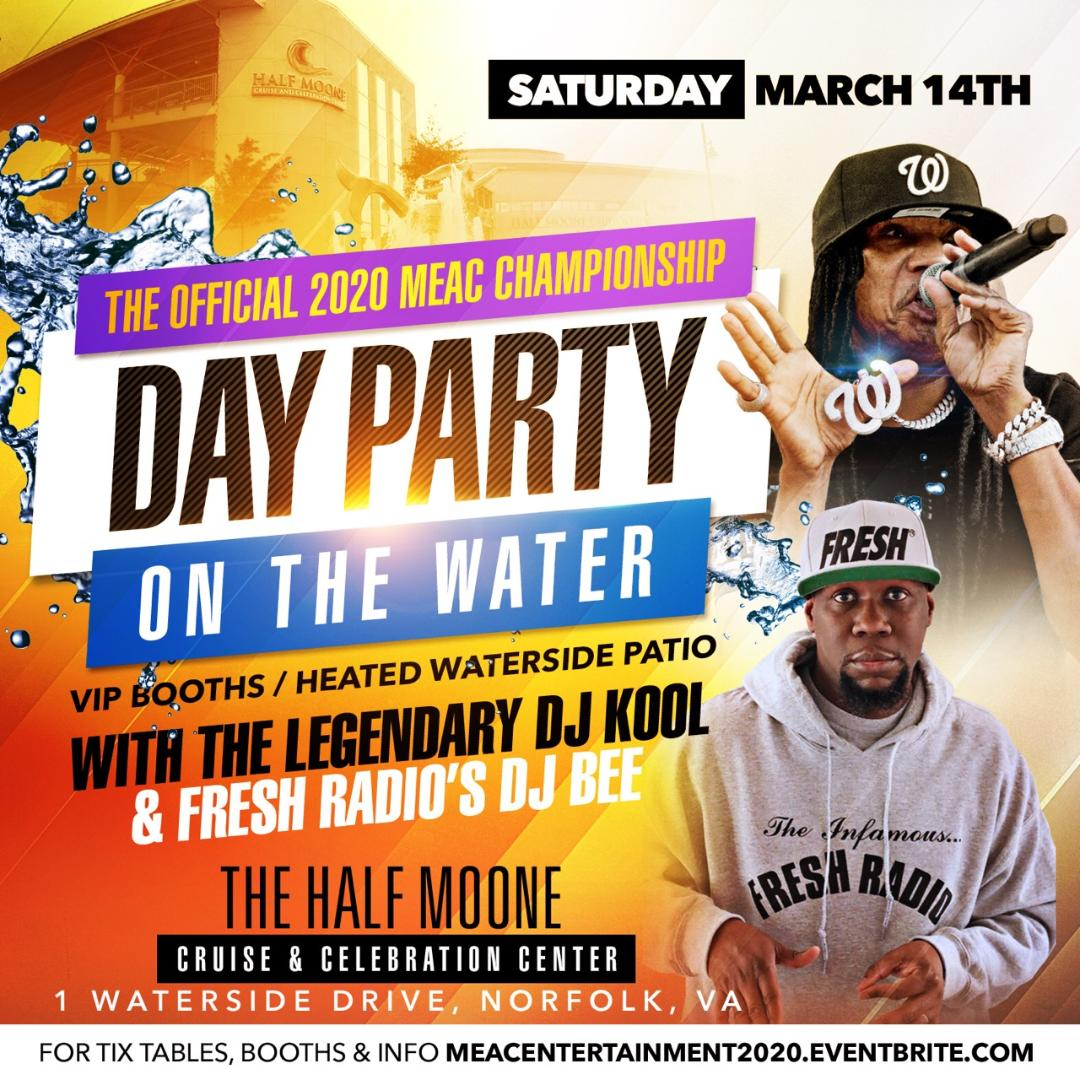 2020 MEAC  DAY Party