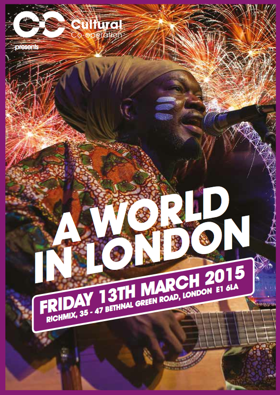 CC Presents A World in London
