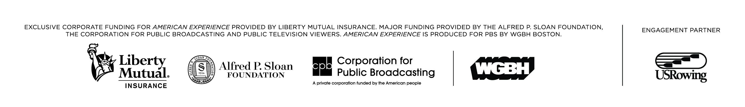 American Experience Funders