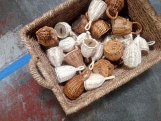Basket of Rattles