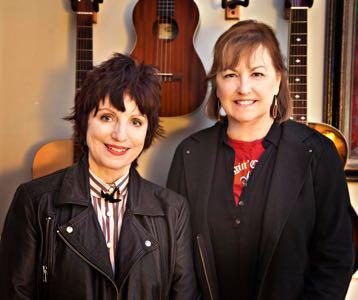 Ann Savoy & Jane Vidrine