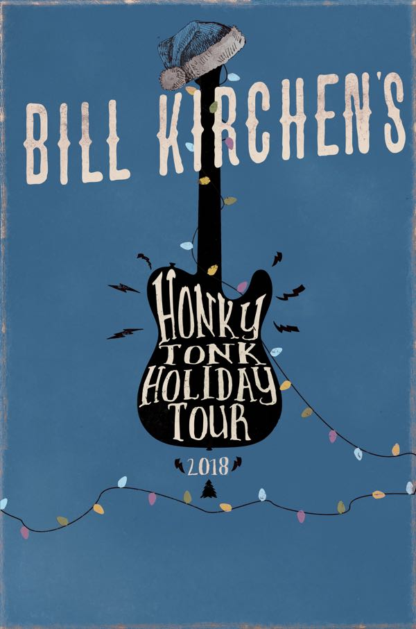 Bill Kirchen's Holiday Honky Tonk