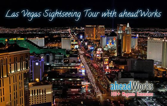 Las Vegas Sightseeing with aheadWorks
