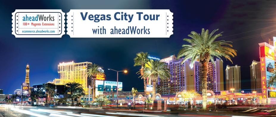 Vegas City Tour with aheadWorks