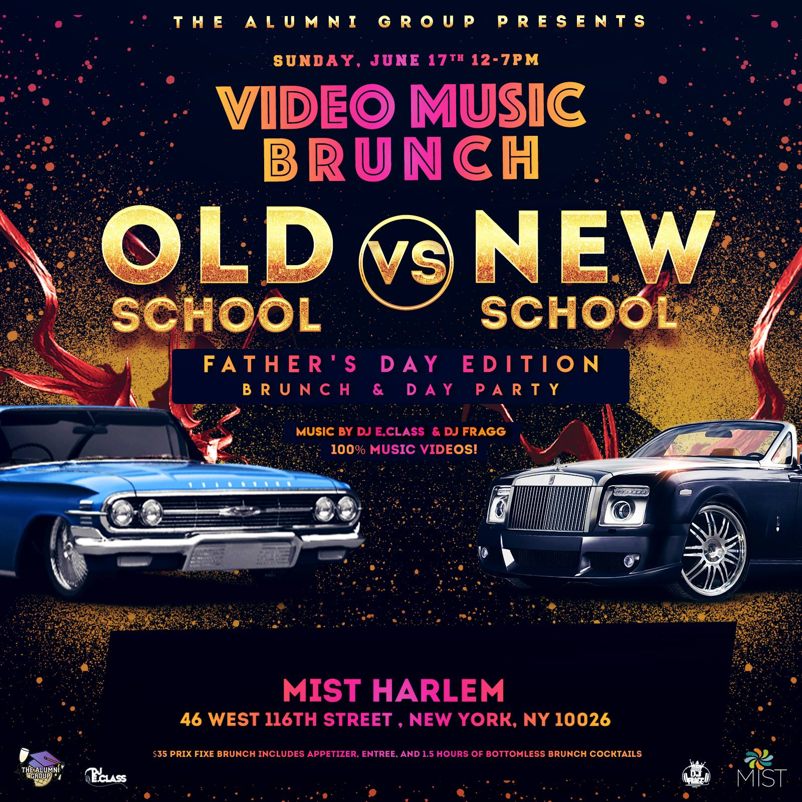 Video Music Brunch: Old School VS New School Fathers Day Edition ...