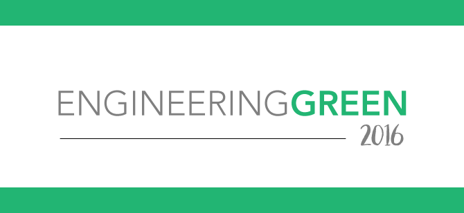 Engineering Green 2016