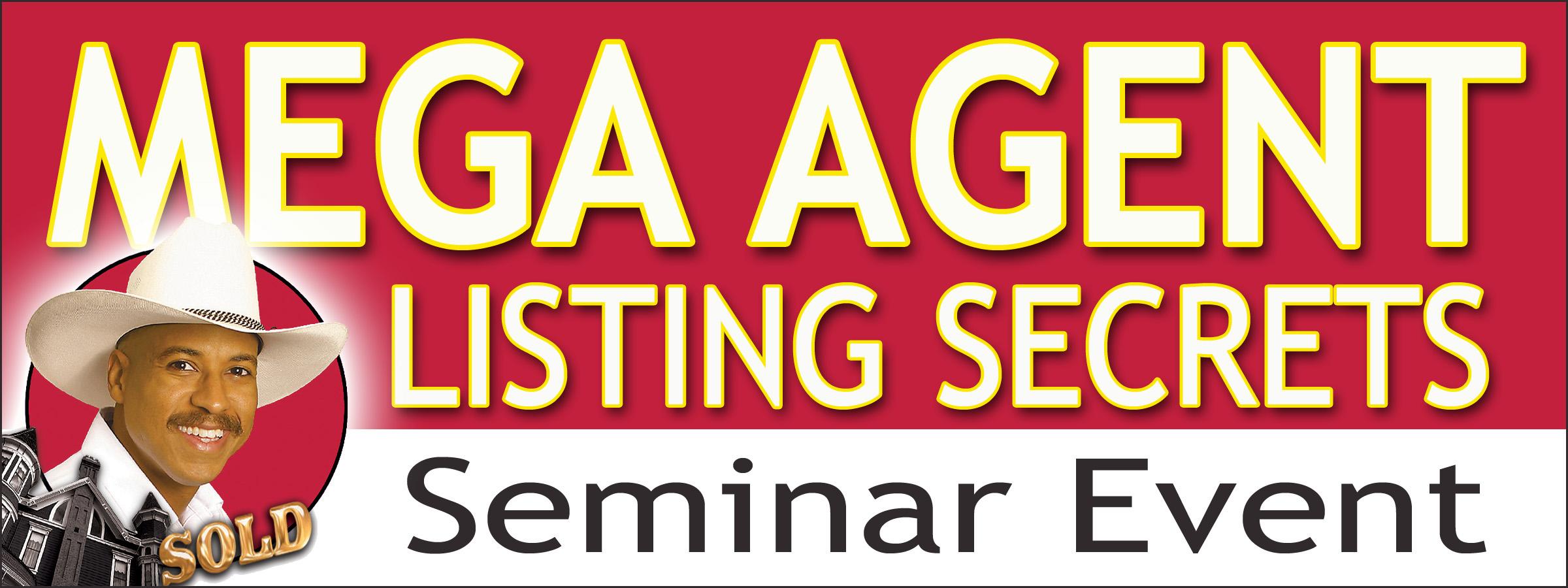 mega agent listing secrets