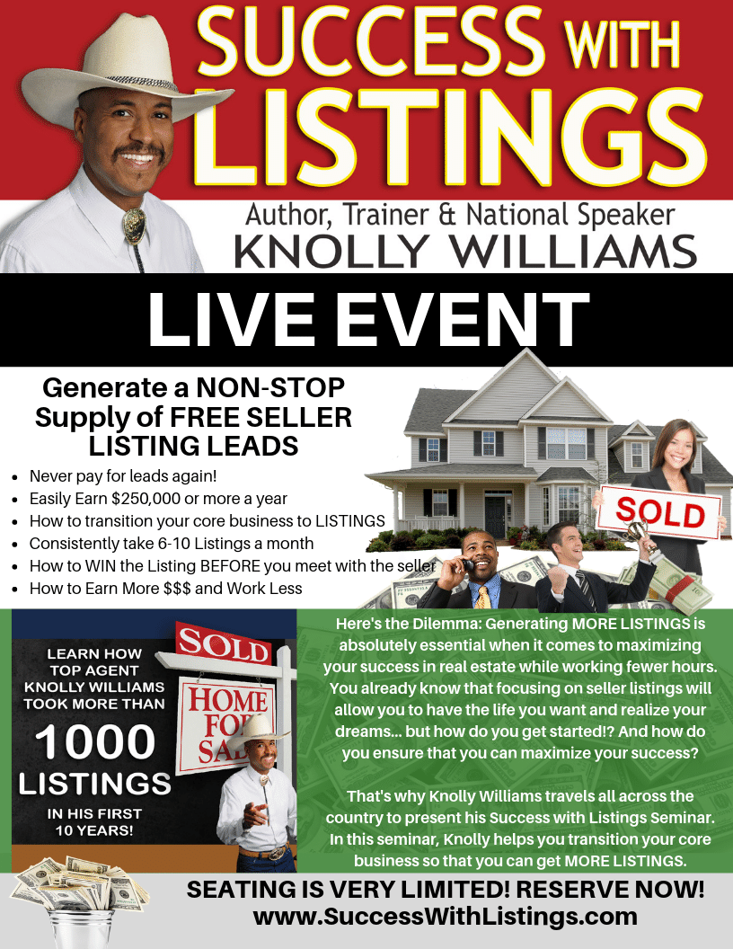Success with Listings
