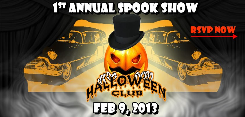 Spook Show Halloween Club