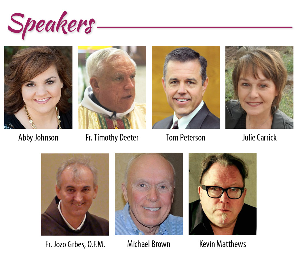 2018 Conference Speakers