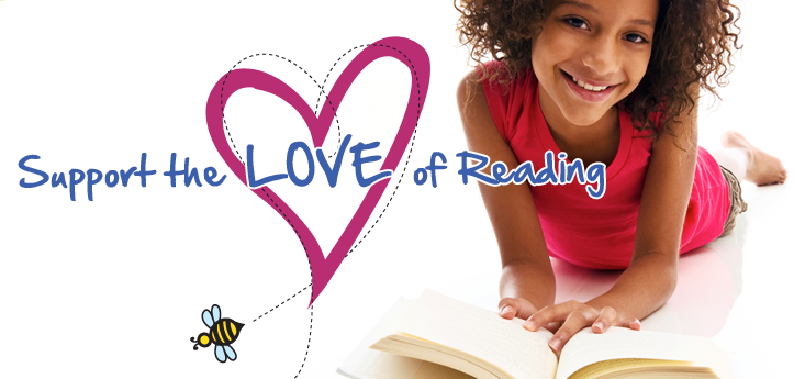 Support The Love Of Reading Promo