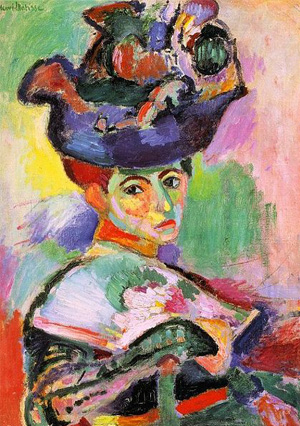 Matisse - Woman with a Hat