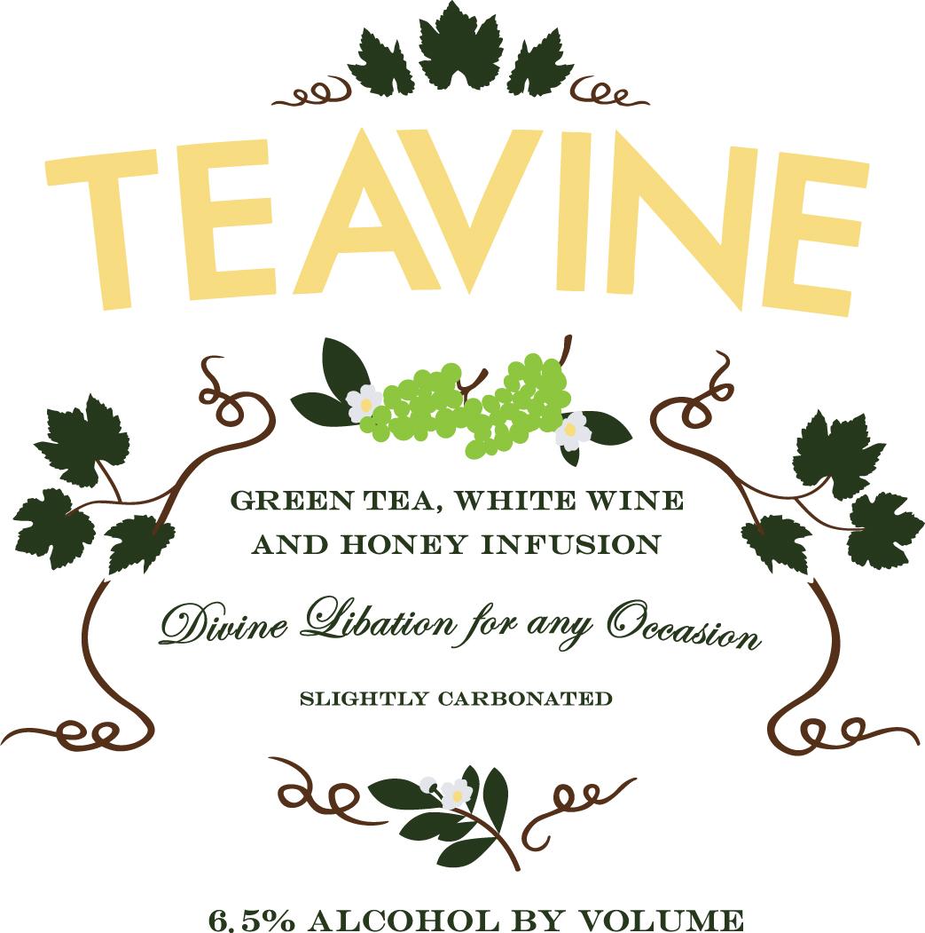 Teavine Logo