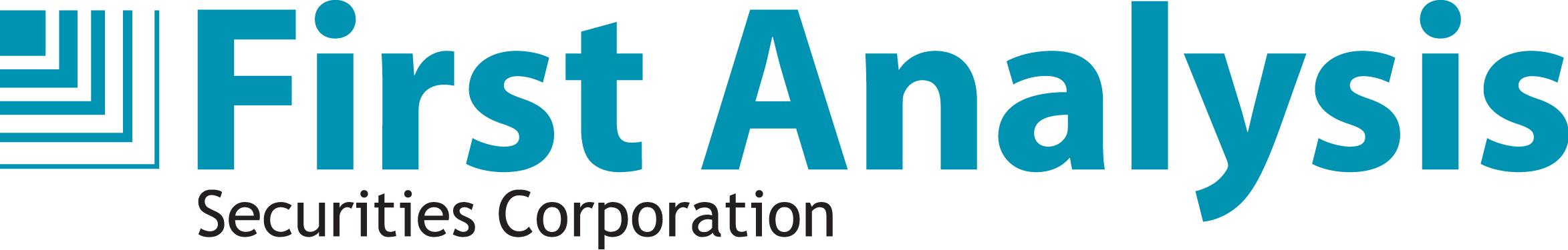 First Analysis Logo