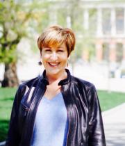 Pastor Sheila Donegan Founder/President of Boston Dream Center in Boston, MA.