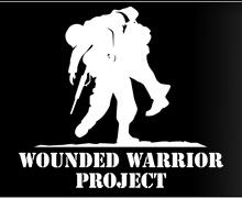 Formal Charity Dinner for the Wounded Warrior Project