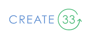 Logo for Create33