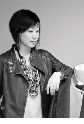 Suk Chai, womenswear designer and consultant