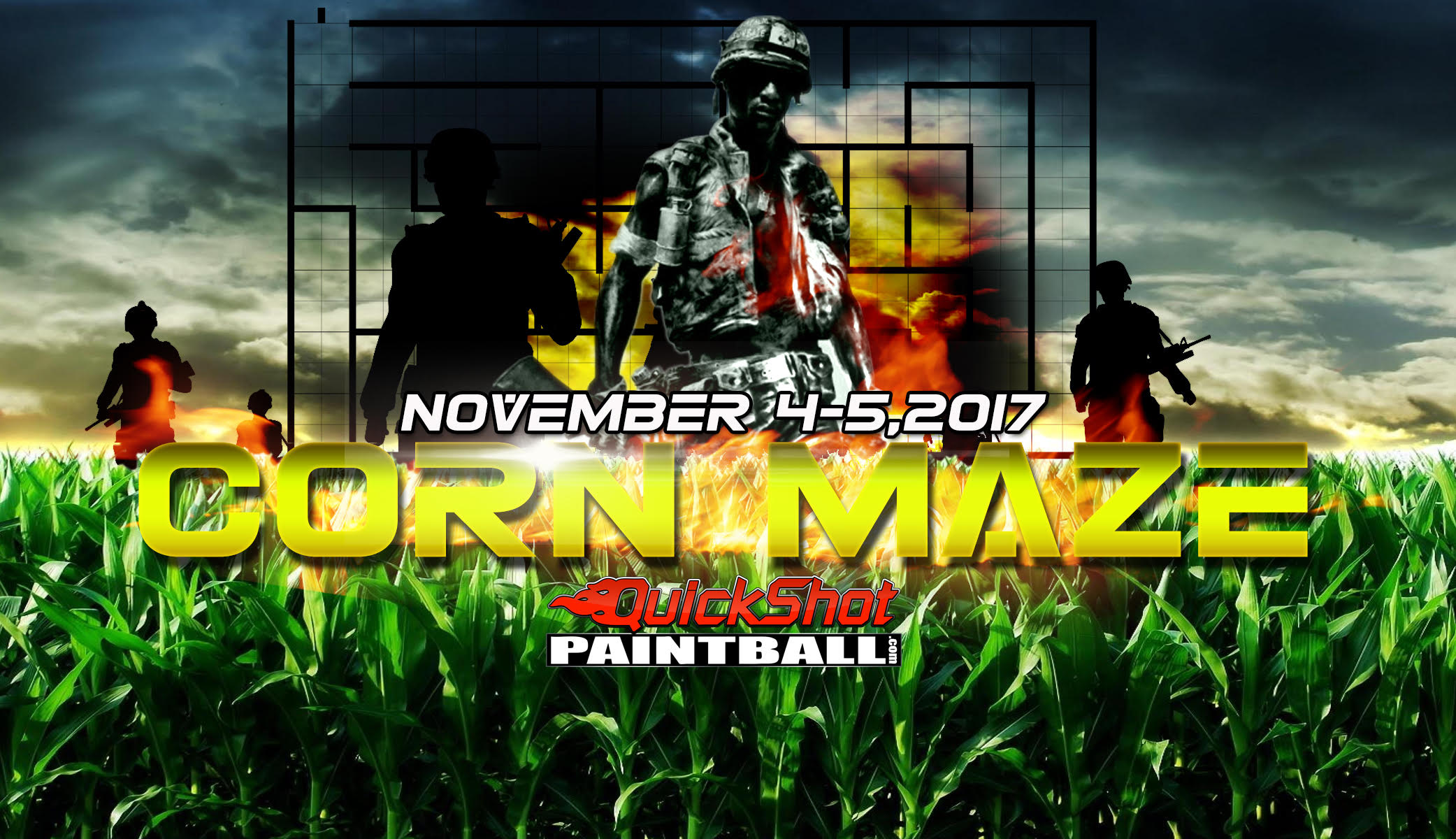 Corn Maze Image