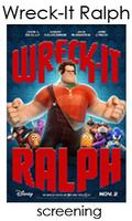 Wreck-It Ralph Screening APPLICATION