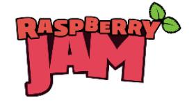 Raspberry Jam logo