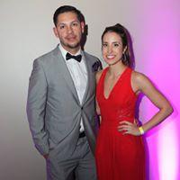 Couple at NYE.