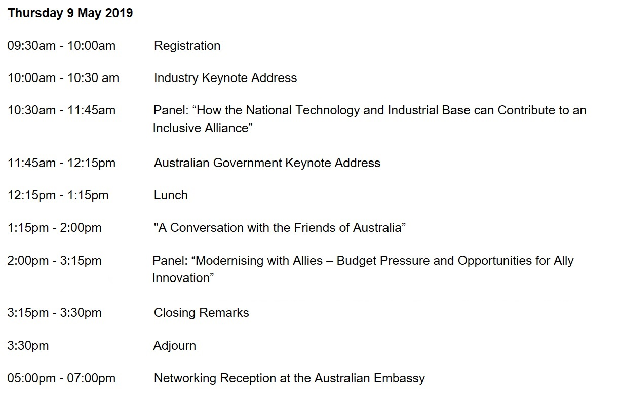 Defence Industries Dialogue
