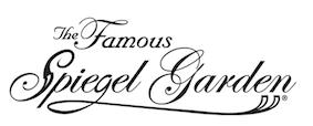 The Famous Spiegel Garden logo