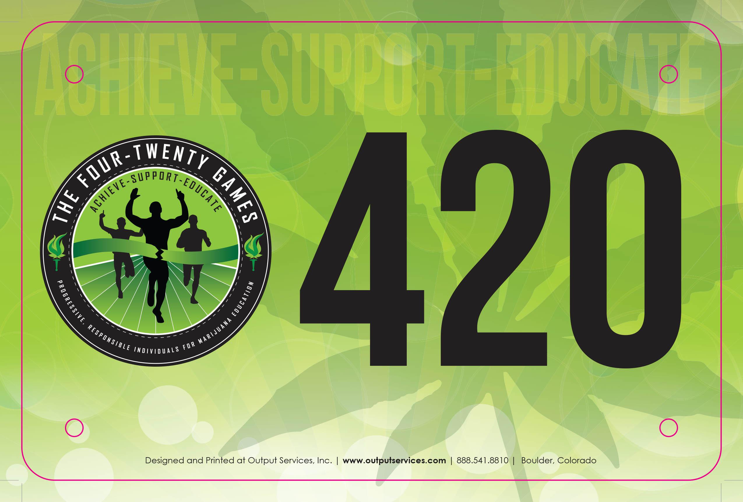 2016 Denver 420 Games 420 Games