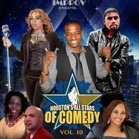 Houston Allstars of Comedy 10th edition Feb 13 LATE SHOW