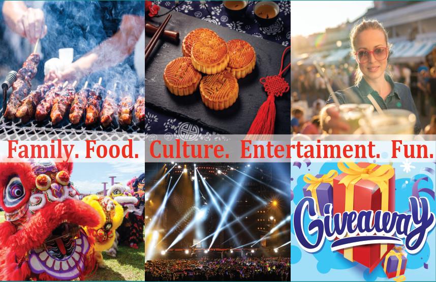 Moon Festival Spectacular Food Culture Entertainment