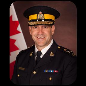 Image of Deputy Commissioner Kevin Brosseau