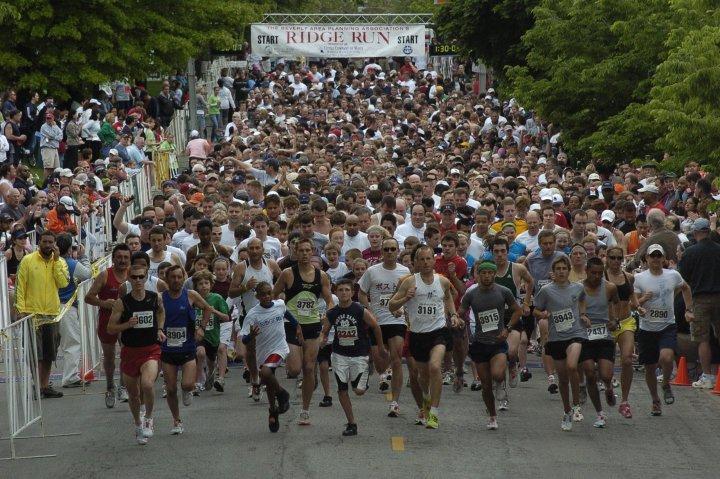 Ridge Run Start