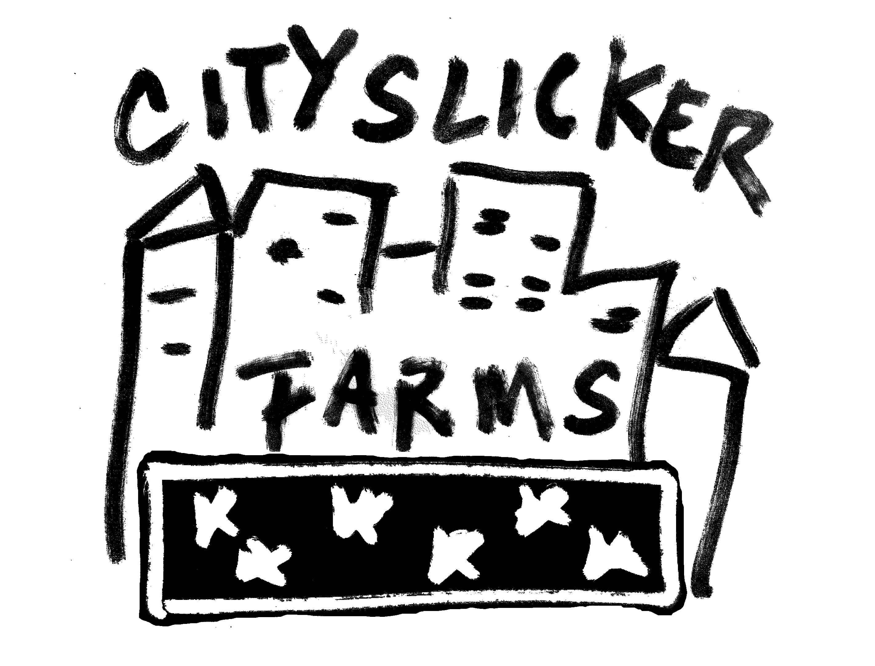 City Slicker Farms logo