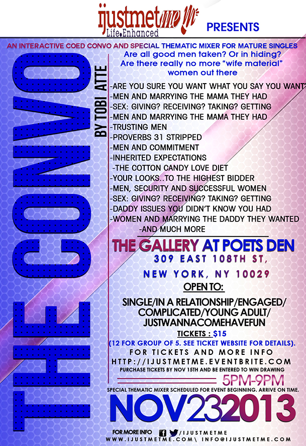 The CONVO Flyer